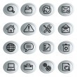 Stock Vector: Iconography