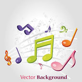 Music — Stock Vector