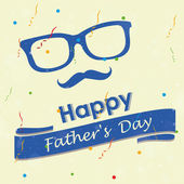 Father's day — Stock Vector