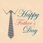 день отца — Cтоковый вектор