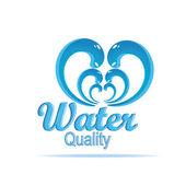 Water — Stock Vector