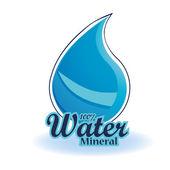 Water — Vector de stock