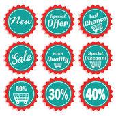 Sales — Stock Vector