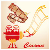 Кино — Cтоковый вектор