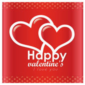 Dia dos Namorados — Vetor de Stock