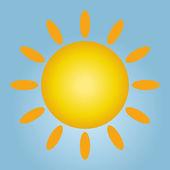 Suns — ストックベクタ