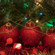 Christmas decorations — Stock Photo #36794529