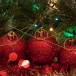 weihnachtsschmuck — Stockfoto