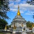 Stock Photo: Pagoda, Thailand.