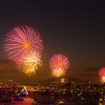 Fireworks Sydney new year eve 2013 — Stock Photo #29510071