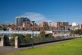 Město, sydney cbd. — Stock fotografie