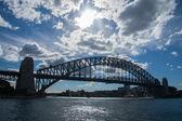 悉尼,澳大利亚-6 月 2009年: 海港大桥 — 图库照片