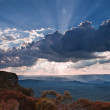 Blue mountains national park, Sydney — Stock Photo