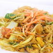 Singapore noodles stir fried. — Stock Photo #30354921