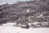 Perisher blue, snow mountain in NSW AUSTRALIA — Stock Photo