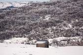Perisher blue, snow mountain in NSW AUSTRALIA — Stock Photo