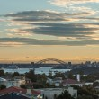 Sydney Harbour bridge — Foto Stock