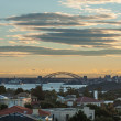 Sydney Harbour bridge — Stock Photo #31184727