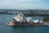 Opera house es el símbolo de sydney — Foto de Stock