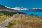 Beautiful landscape of New Zealand. — Stock Photo