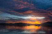 Prachtige landschap van Nieuw-Zeeland. — Stockfoto