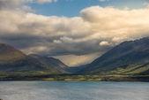 Piękny krajobraz z Nowej Zelandii. — Zdjęcie stockowe
