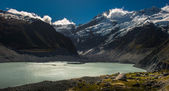 Landscape of New Zealand — Stock fotografie