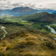 Stock Photo: Landscape of New Zealand