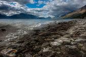 Landschap van Nieuw-Zeeland — Stockfoto
