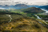 Landscape of New Zealand — Stock Photo
