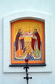 Solovecké klášter — Stock fotografie