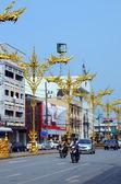 Chiang Rai city, Thailand — Foto de Stock