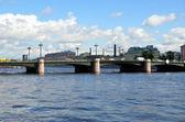 Sampsonievsky bridge — Stockfoto