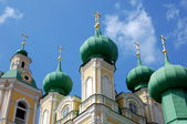 Church of the Annunciation in St.Petersburg, Russia — Stock Photo