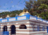 Sikh Gurdwara Temple — Stock Photo
