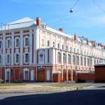 St. Petersburg State University — Stock Photo #49560771