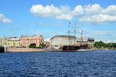 Saint-Petersburg, Russia. City view — Stock Photo