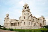 Victoria Memorial at Kalkata, India — Stock Photo