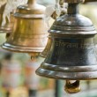 Bell at Khachoedpalri lake in Pelling, Sikkim — Stock Photo #32293153