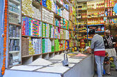 Grocery in Indian style in Pelling — Stock Photo