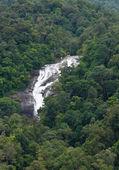 водопад телага туджух (семь колодцев) на лангкави — Стоковое фото