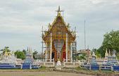 Underconstruction of Thai Church — Stock fotografie