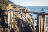 Bixby Bridge — Stock Photo