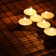 Image of candle cross — Stock Photo #29723165