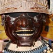 Image of samurai armour — Stock Photo