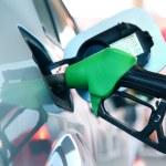 Gas pump — Stock Photo