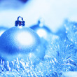 Wintery Decorations — Stock Photo