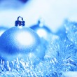 Stock Photo: wintery decorations