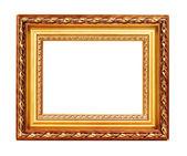 金色复古艺术帧的图片 — 图库照片