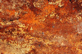 Image of old rusted iron background — Stock Photo